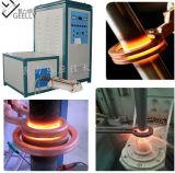 El calentamiento por inducción calentamiento de la máquina para el endurecimiento del eje de la máquina