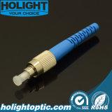 Connecteur de fibre optique de SM de FC