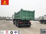 20-30tonne HOWO Sinotruk 6X4 336hp camion à benne basculante de camion à benne