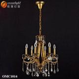 Свеча хрустальной люстрой 88013-8 для гостиной гостиная и спальня