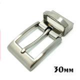 고품질 금속 아연 합금 복장을%s 뒤집을 수 있는 버클 Pin 벨트 죔쇠는 띠를 맨다 의복 단화 핸드백 (ZD0006)를