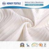 Telas del colchón de la onda 100%Polyester
