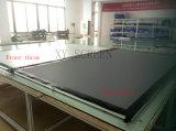 Высшее качество передних и задних портативный складной быстро экран проектора складывания крыльев