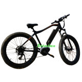 Motor de mediados de Bafang bicicleta eléctrica de 250W 36V 10.4ah Batería de litio Bicicleta eléctrica