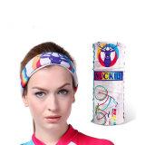 よい空気透磁率(YH-HS405)の女性の紫外線管状のバンダナの多機能のヘッドバンド