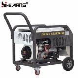Tipo de frame aberto refrigerado a ar jogo de gerador Diesel (DG11000E)