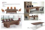 Mesa de escritório de madeira da tabela de conferência do cartão da melamina da mesa de escritório da reunião