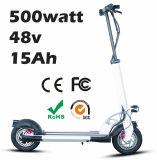 Motorino elettrico leggero leggero approvato 500W del certificato del Ce