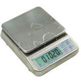 Escala de la prueba del agua de Fec 15kg/0.5g