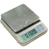IP65の水証拠Scale15kg/0.5g水証拠のスケール