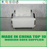 グループのソファーの中国の家具のソファーはステンレス鋼とセットした