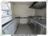 De la fábrica vehículo movible de la cocina directo