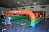 競争のゲーム(T14-001)のための膨脹可能な子馬のDebyの乗馬