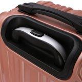 Nuevo equipaje de la carretilla del diseño, rectángulos de Hardshell, maleta (XHP079)
