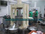 Estrattore industriale a vite del latte di noce di cocco di uso