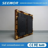 임대료를 위한 높은 광도 P6.66mm 옥외 풀 컬러 발광 다이오드 표시 위원회