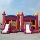 Castello gonfiabile, castelli di salto (B3062)
