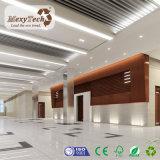 As vendas quentes tornam o Paneling da parede interior de WPC para a decoração