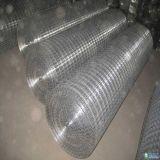 熱い浸された電流を通された溶接された金網のロールおよびパネルは/溶接された金網の塀に電流を通した