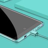 O caso cobre a caixa do telefone para a nota 8 da galáxia de Samsung
