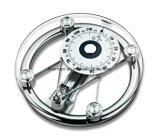160kg corps Échelle de la salle de bains de pesage à fonctionnement mécanique