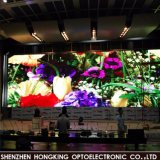 P4 a todo color de pared de vídeo LED pantalla LED para interiores