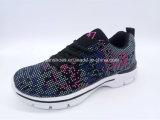 最も新しい子供の運動スポーツは蹄鉄を打つ運動靴のスニーカーの偶然靴(FF171218-6)に