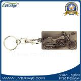 Hecho barato costar el metal Keychain para los regalos