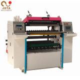 Du papier autocopiant refendage rembobinage de la machine du rouleau de papier de la RCN coupeuse en long