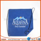 Cheap cordón azul Bolso Mochila personalizada