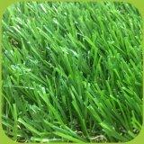 erba artificiale di altezza di 35mm con il filato di figura di C