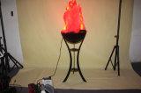 Luz solar de la llama del efecto de fuego