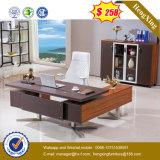 둥근 구석 모양 큰 크기 강철 현대 사무실 테이블 (UL-MFC235)