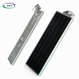 luz solar Integrated do jardim do sensor de 20W PIR