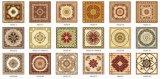 Tuile amovible de tapis de modèle neuf sur la promotion (BDJ60264-6)