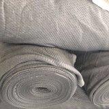 Tessuto decorativo di lavoro a maglia grigio del jacquard per il materasso ed il coperchio di base