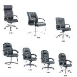 Antiker Büro-Möbel-kommerzieller schwarzer lederner Computer-Stuhl