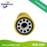 Filtro de petróleo automotor de las piezas del motor 1r-0716 para el carro del hombre