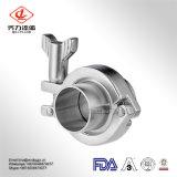 El acero inoxidable 304/316L del precio de fábrica escoge la abrazadera