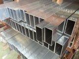 Profil en aluminium de grand dos/à plat de tube d'usine du principal 10 de la Chine
