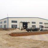 Entrepôt de matières premières bon marché industriel bâtiment en acier