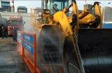 آليّة عجلة شاحنة غسل نظامات آلة