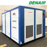 Compresseur d'air à vis à haute pression refroidi par air stationnaire pour le soufflage de corps creux