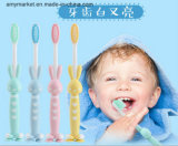Happy Rabbit baby Toothbrush softly Hair Cartoon Toothbrush for Children