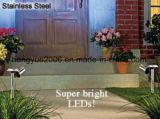 Hot Sale IP 65 Spot à lumière solaire de jardin en plein air Spot Lumière solaire de jardin