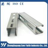 Вися гальванизированный канал c материала листа стальной структуры
