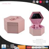 2018 новые стили моды розового цвета кожи 2 слоя украшения подарочная упаковка упаковки (8763)