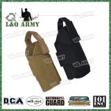 Pistola militar bolsas de nylon funda pistola táctica de la pierna para militares