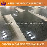 Placa del recubrimiento del carburo del cromo para el concreto preparado