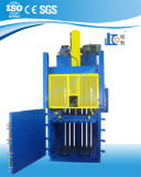 Pressa per balle idraulica elettrica verticale di Ves50-12080/Ld per carta straccia